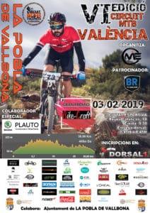 Marcha BTT Pobla de Vallbona, Circuito MTB Valencia, MTB, Marcha BTT Pobla de Vallbona