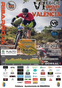 Marcha BTT Ribarroja, Circuito MTB Valencia, MTB, Marcha BTT Riba-roja