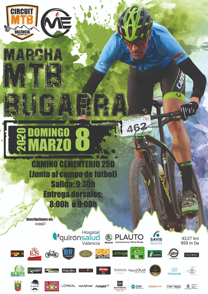 Marcha BTT Chera, Btt Chera, MTB Chera, MArcha MTB Chera, Fotos BTT, Circuit MTB Valencia, Circuito Serrania